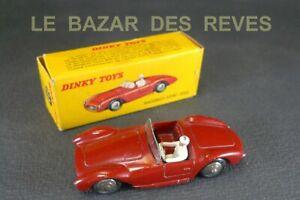 DINKY-TOYS-FRANCE-MASERATI-2000-REF-22-A-Boite
