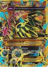 Pokemon Card: PRIMAL GROUDON EX 97/98 Ancient Origins Holo Full Art NM