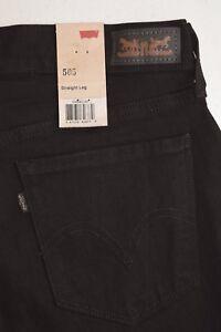 Coupe Levi's Femmes Droite Jeans 505 5qTrqRxg