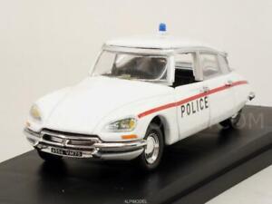 Citroen Ds 21 Police de Paris 1968 1:43 Rio 4522