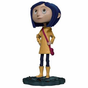 Coraline Movie Coraline Jones 7 Headknocker Bobble Head By Neca 634482495667 Ebay