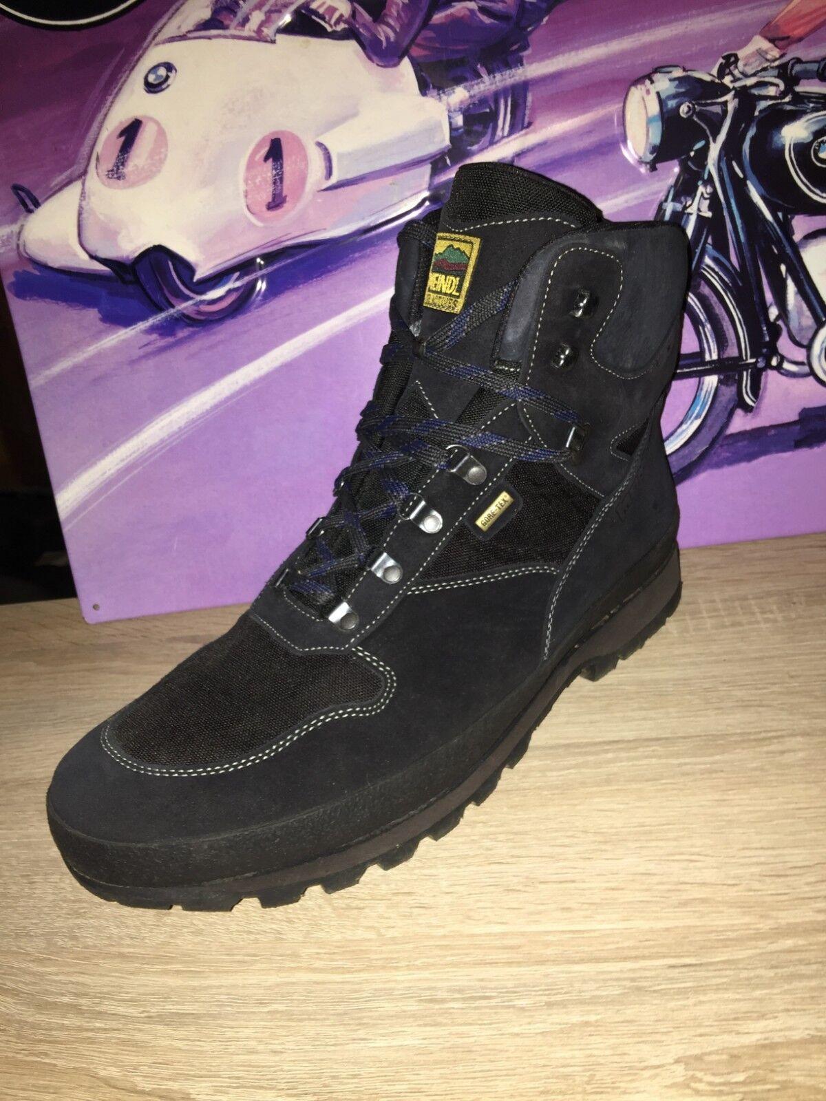Meindl For For For Actives Wanderstiefel Schuhe Gr. 46 Vibram Gore-Tex 86d058