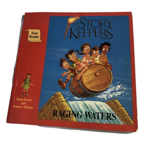 RAGING WATERS ( STORYKEEPERS SERIES) By Brian Brown Andrew Melrose  Book