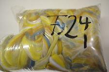 Filzwolle im Kammzug Merino Multicolor 400 gr zum Filzen & Spinnen Pos F24
