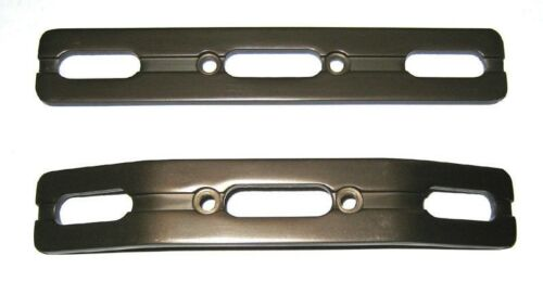Revo 2.5 or 3.3 Gunmetal Grey Anodized Bumper Set LIMIITED EDITION