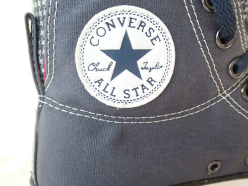 Canvas Chuck Blu Hi Star Converse Alte All 128107c Dual Tylor Ct Tela Coll qSwROB