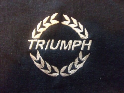Free P Tr8 Tr6 Embroidered Bomber Tr7 Blue Triumph Personalised amp;p Gt6 Navy Jacket q6xwnaA