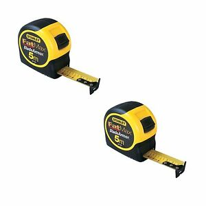 034ME amp MY MATE034 STANLEY FATMAX TAPE MEASURE DEAL 5m 0 33 720 2 tapes - <span itemprop=availableAtOrFrom>Southall, United Kingdom</span> - Returns accepted Most purchases from business sellers are protected by the Consumer Contract Regulations 2013 which give you the right to cancel the purchase within 14 days after the day - Southall, United Kingdom