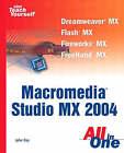 Sams Teach Yourself Macromedia Studio All in One by Baus (Paperback, 2004)