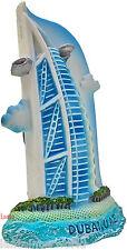 Dubai Burj Al Arab Emirates U A E Ship Sail Hotel Refrigerator 3D Fridge Magnet