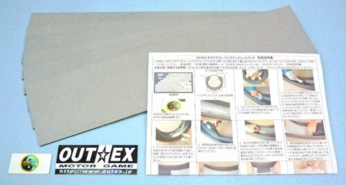Puncture Defense Kit for Tubeless Tire 120 PDK806 OUTEX Puncture Prevention