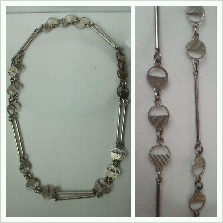 EXCEPCIONALES Collar de silver 835 silver Joyería silver Collar cadena de silver