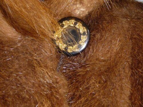 Sartoriale Vintage Pelliccia Marrone Chiaro Tg 42 Di Nutria 44 castorino dzzwI