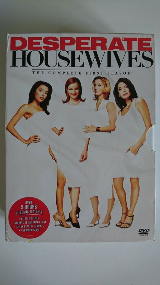 Desperate Housewives - The Complete First Season,