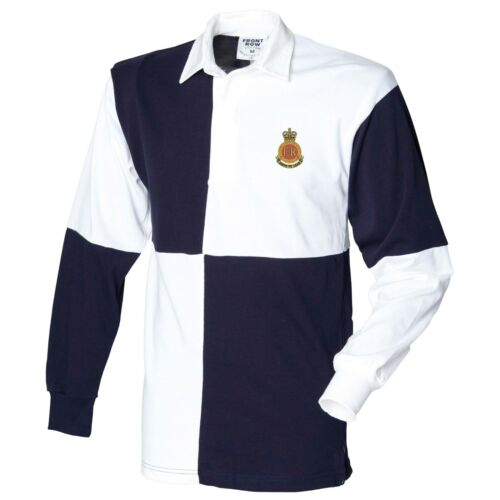Sandhurst Academy Front Row long sleeved Rugby shirt