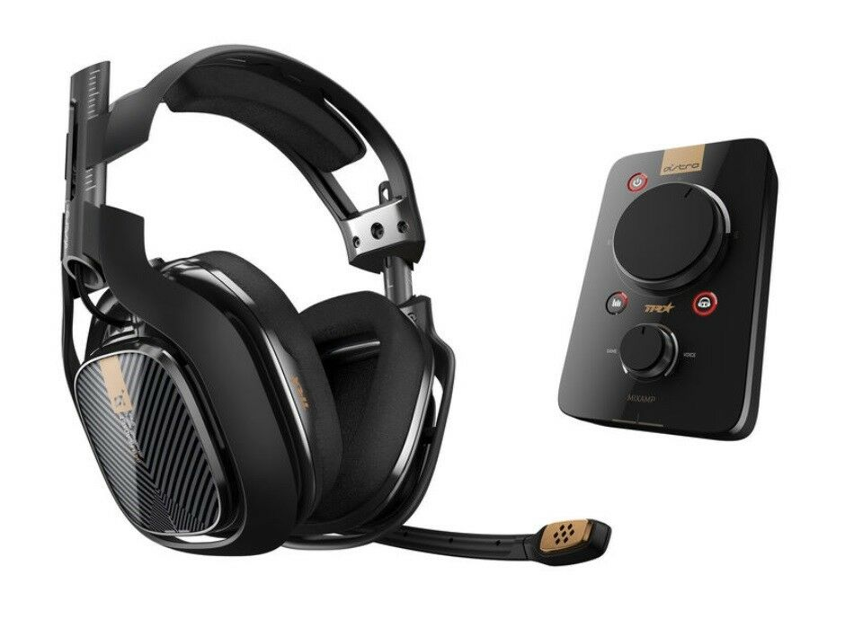 PS4 Headsets: Astro A40