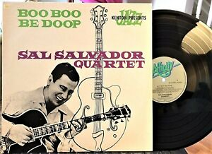 SAL-SALVADOR-LP-Boo-Boo-Be-Doop-Affinity-AFF-68-1981-UK-re-NM-EX