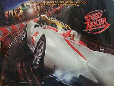 Christina Ricci  SPEED RACER(2008) Original rolled movie posterPOST FREE!!