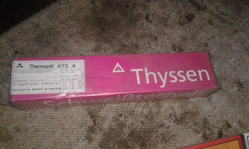 Svejse elektroder, Thyssen