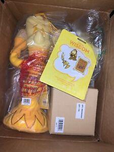 Disney Wisdom Collection June Lumiere Beauty Beast plush, mug, pins, journal