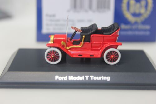 offen 87176-1:87 BOS Ford T-Modell Touring rot