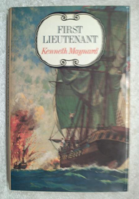 First Lieutenant by Maynard, Kenneth