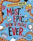 The Most Epic Book of Maths Ever by Kjartan Poskitt (Paperback, 2015)