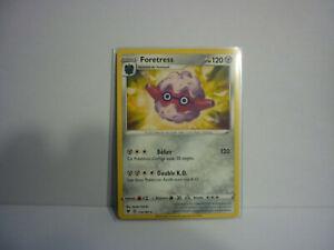 Carte Pokemon foretress non brillante 114//185  Epee Bouclier Voltage Éclatant F