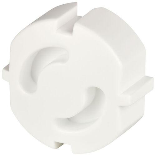 pekarek® Kindersicherung für Steckdose 10 Stück Steckdosensicherung Weiß