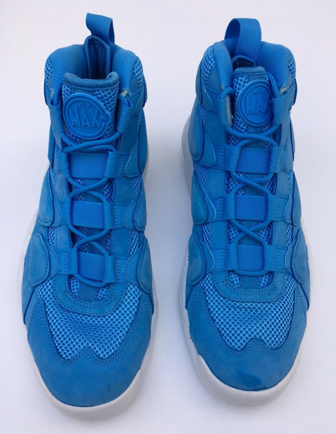 Uomo Nike Air Max2 Uptempo '94 AS QS 922931-400 Size 11.5 University Blue