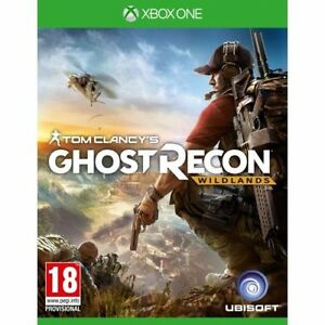 TC GHOST RECON WILDLANDS For Xbox One