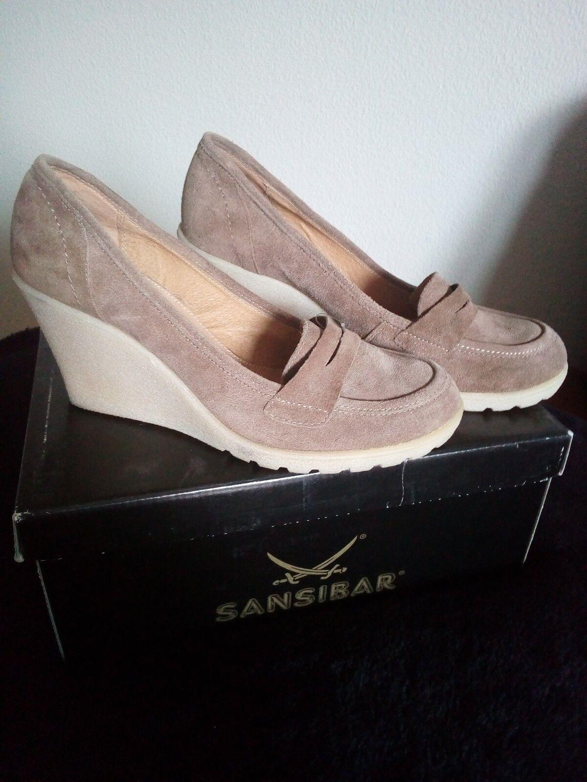 Sansibar 38 Pumps Leder Günstige und gute Schuhe