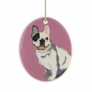 Details about Department 56 Go Dog French Bulldog Ornament, 3 5-Inch