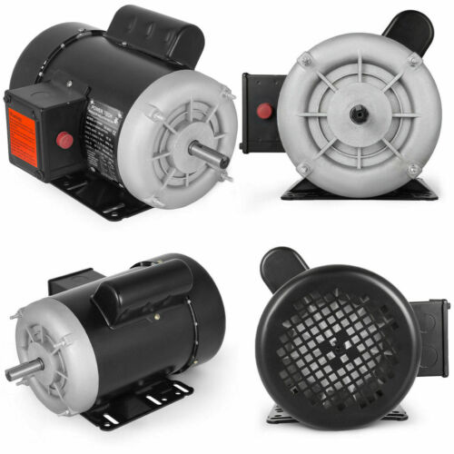 3//4 HP Electric Motor 1 ph 1750rpm 5//8/'/' shaft agricultural equipment Waterproof