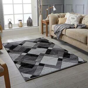 Modern Living Room Area Rugs Large Small Carpets For Bedroom Floor Mats Ebay