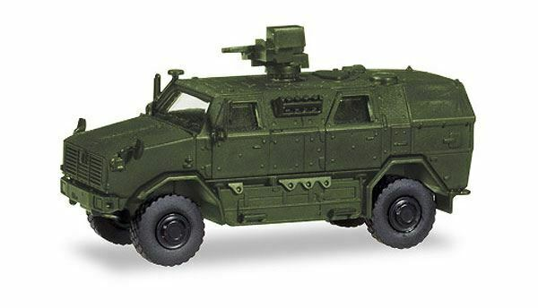 HERPA 1 87 SCALE ATF DINGO MIT FLW 100 ARMORED INFANTRY MOBILE   BN   746168