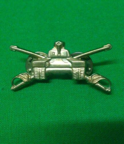 ARMY CAVALRY TANK /& CROSSED SWORDS INSIGNIA WWII WW2 U.S