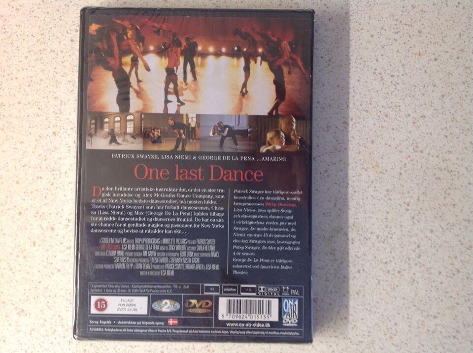 One last Dance , DVD, drama