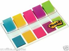 400 Post It Flags Portable Dispenser Sticker Memo Sticky Bookmark Pack Index Tab