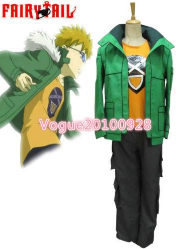 Japanese Anime Fairy Tail Leo Loke Loki Cosplay Cos