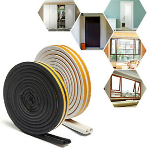 D-E-P-I-Draught-Excluder-Self-Adhesive-Rubber-Door-Window-Seal-Strip-Roll-Foam