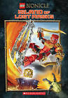 LEGO Bionicle: Island of Lost Masks by Ryder Windham (Paperback, 2015)