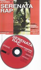 CD--JOVANOTTI --SERENATA RAP