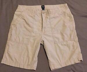 Men-s-GAP-Khaki-Shorts-Classic-Fit-Excellent-Condition
