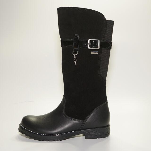 STARTRITE AQUA-FELINE AQUARITE BLACK SUEDE//LEATHER WATER RESIST BOOT UK10 UK11