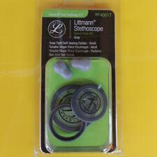 40017 3m Littmann Stethoscope Spare Parts Kit Cardiology Iv Amp Classic Iii Gray