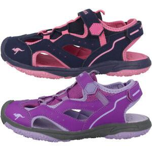 huge selection of 20a57 6eb86 Details zu KangaROOS K-Cali Schuhe Kids Sandalen Kinder Freizeit Outdoor  Sandaletten 18336