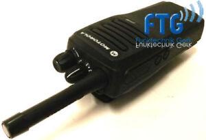 Motorola-DP1400-analogico-UHF-403-470mhz-antenna-clip-Batteria-progr-nachf-039