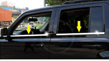S/Steel under Window Trim sill trim Chrome Molding For Jeep Patriot 2007-2017