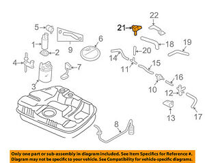[SCHEMATICS_4UK]  HYUNDAI OEM Tiburon Vapor Canister-Fuel Tank Pressure Boost Sensor  314351EA00 | eBay | 1997 Hyundai Tiburon Engine Diagram |  | eBay